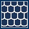Grafik Ziegel für Dachdeckerhandwerk